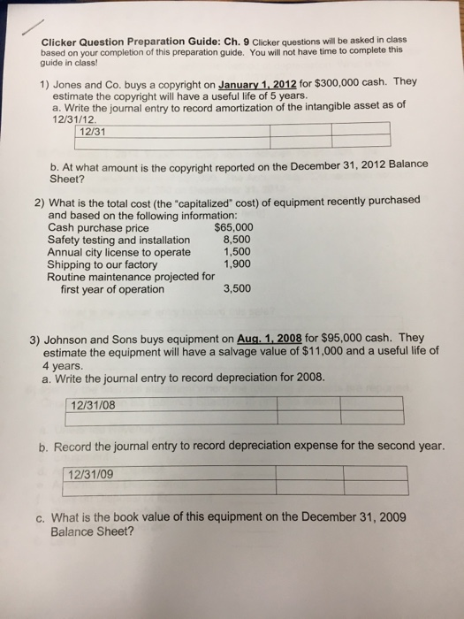 which depreciation method provides you with the highest depreciation expense in the first year Being able to predict the amount of expense is important to some businesses for   as you can see, there are no easy answers when deciding which method of   in the first year, book value is equal to cost because no depreciation has been.