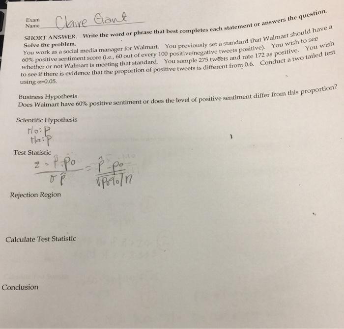 Tla homework