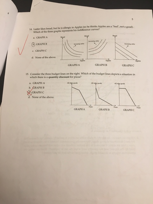 Question: A Multiple Choice. Answer all 15 uestions. Circle one answer (2 points each) q m. Based on the su...