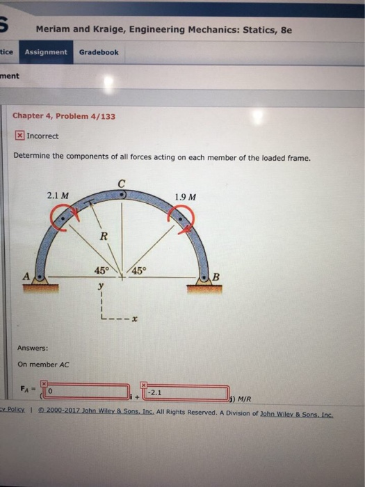 chapter 4 application of forces test answers
