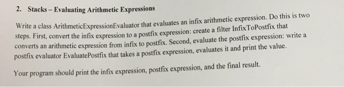 Write a c program to evaluate postfix expressions