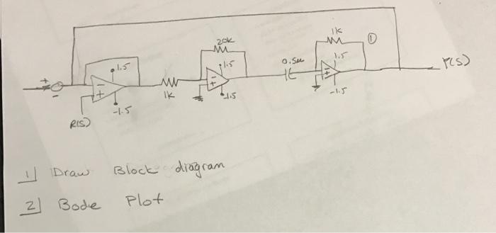 Draw block diagram bode plot chegg question draw block diagram bode plot ccuart Image collections