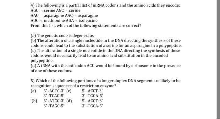 Biology Archive September 14 2017 – Restriction Enzymes Worksheet