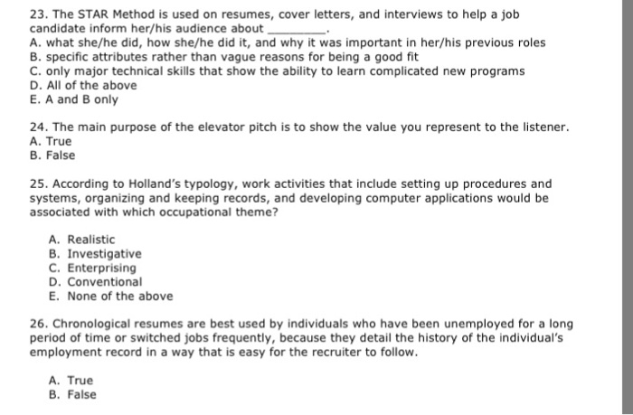 The STAR Method Is Used On Resumes, Cover Letters, And Interviews To  Resume Star Method