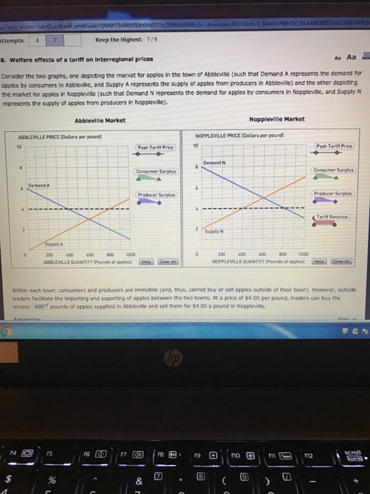 welfare effects of a tariff essay Second, tariff revenues may affect entry in models of monopolistic competition, which has an indirect effect on welfare first, tariffs generate government revenues, while iceberg earlier drafts of this paper circulated as university of t bingen working papers in economics and finance.