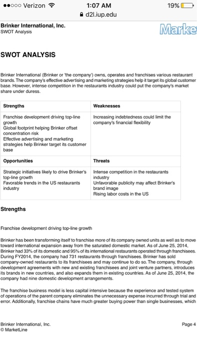 "buffalo wild wings strengths and weaknesses Canadean's ""buffalo wild wings, inc : foodservice-company profile, swot & financial analysis"" contains in depth information and data about the company and its operations."