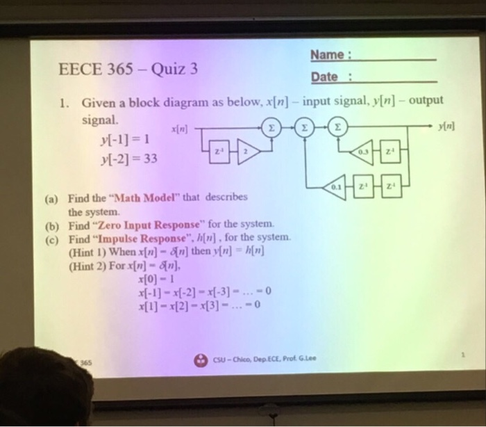 Name eece 365 quiz 3 date given a block diagram chegg name eece 365 quiz 3 date given a block diagram as below x ccuart Choice Image