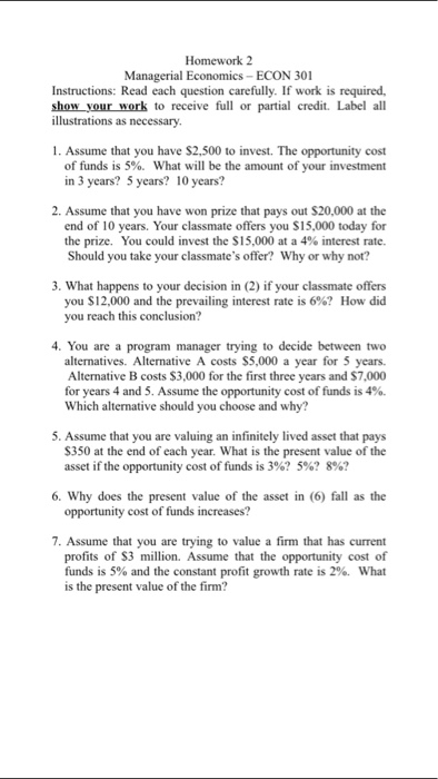 hw econ question Kenyon college econ 202 macroeconomic theory spring 2004, keeler homework 2 due monday, february 9, 2004 1 farmer ch 3, question # 12 2 farmer ch 3, question.