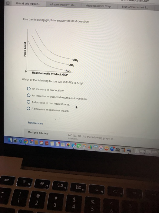 econ answers chapter 3