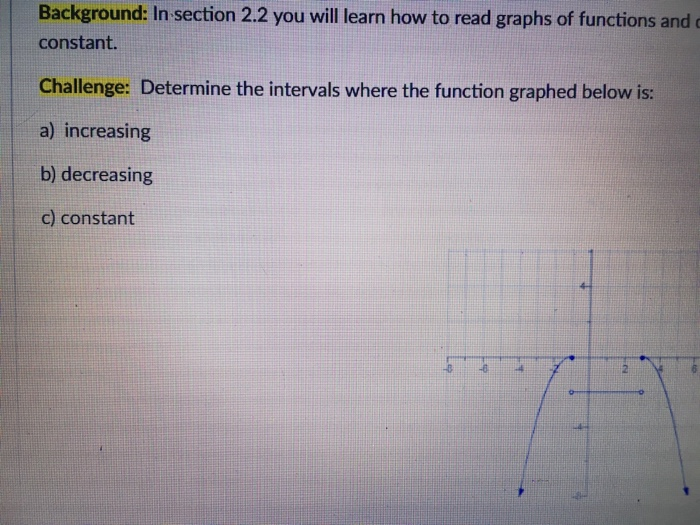 Solved: Background: In Section 2.2 You Will Learn How To R ...