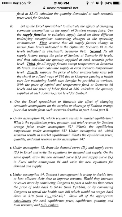 F. Managerial Economics Evaluation And Application ...
