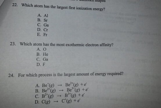 general chemistry essay questions Chemistry test questions essay examples general chemistry essay 1 chemical foundations 1 chemistry - study of composition, structure, + prop of matter.