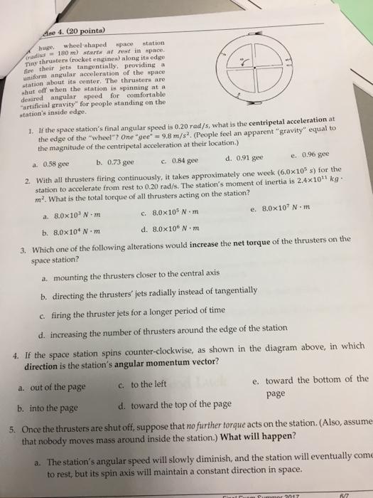 Physics Archive June 19 2017 Chegg Com