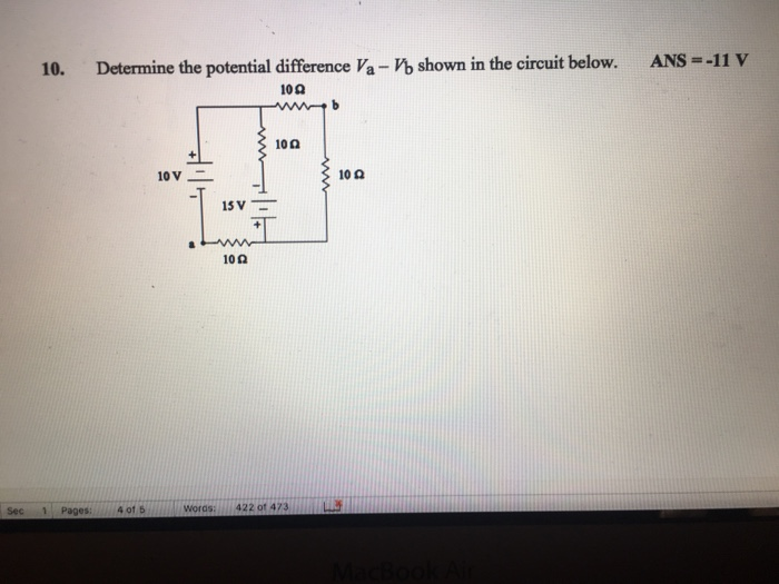 Igcse Physics Energy And Potential Difference In Circuits