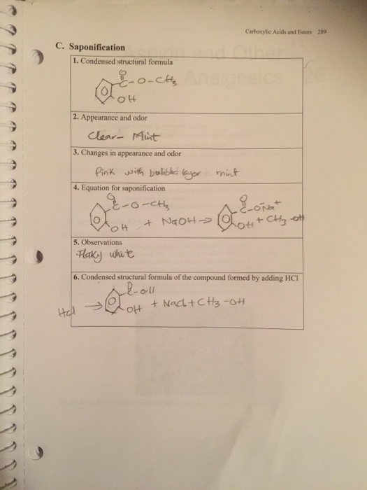 how to write condensed structural formulas