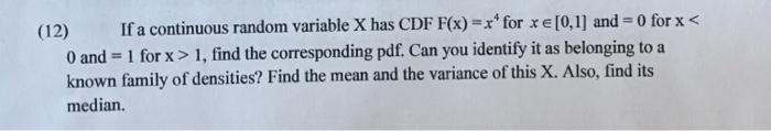 find cdf from piecewise pdf