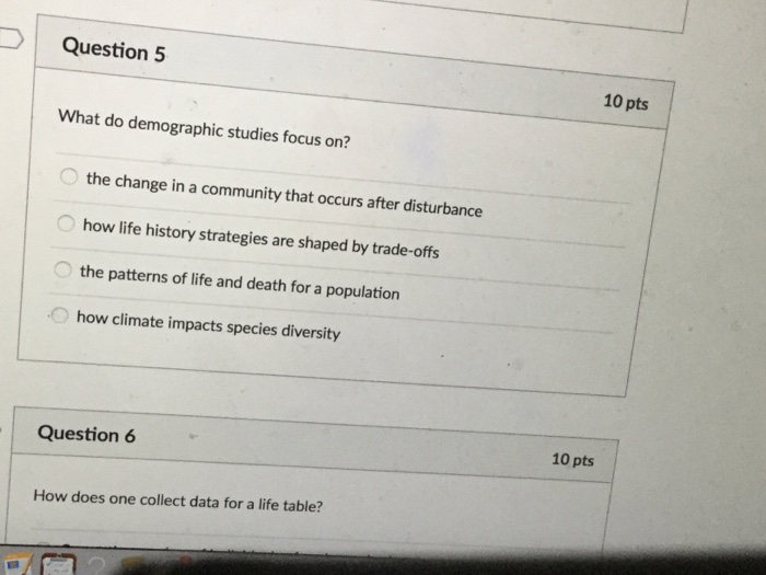 What do demographers study? | Study.com