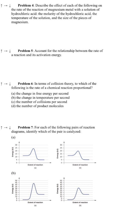 factors affecting the reaction rate magnesium and hydrochloric acid 1 factors affecting rates of reaction thanks to ribbon and magnesium powder with hydrochloric acid that will will affect the reaction rate.