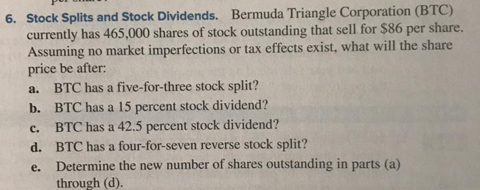 stock market questions and answers pdf