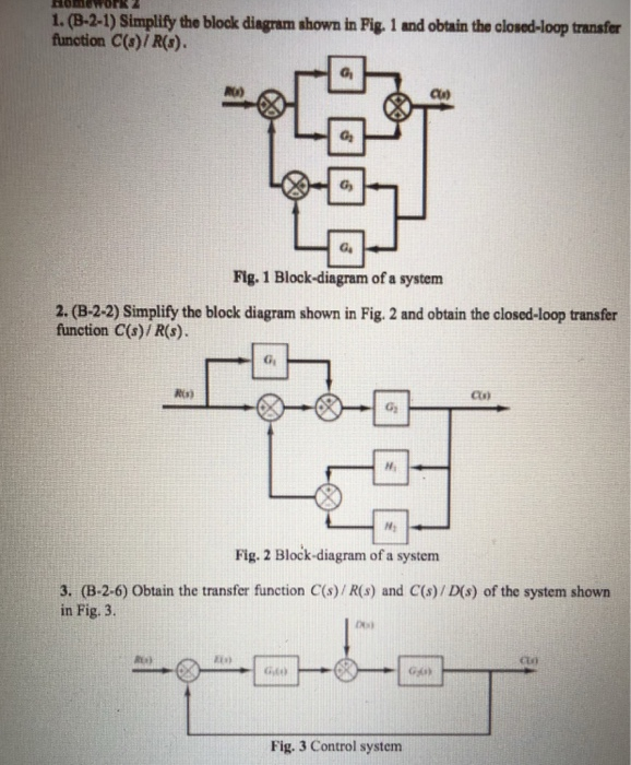 c r o block diagram loran c block diagram solved: 1. (b-2-1) simplify the block diagram shown in pig ...