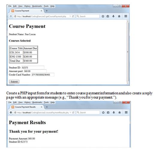 Statistics coursework payment