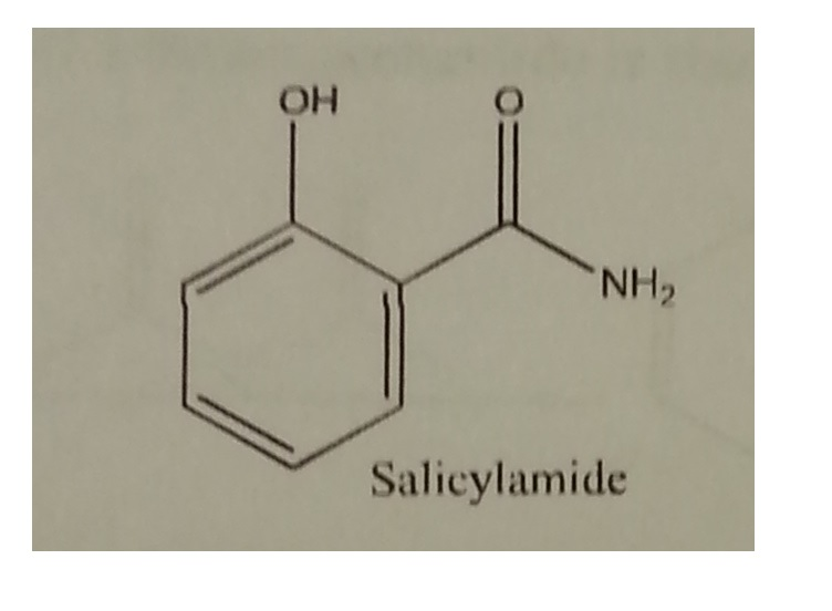 iodination of salicylamide This alternative, electrophilic aromatic substitution an iodination reaction of salicylamide, a popular analgesic uses environmentally friendly reagents and serves as a guided-inquiry experiment in which students are asked to predict the orientation of the substitution reaction and determine the product's structure using ft-ir spectroscopy.