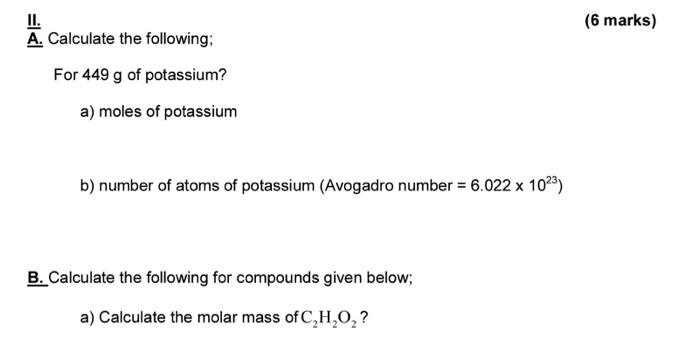 Chemistry Archive February 27 2017 – Molar Mass Practice Worksheet