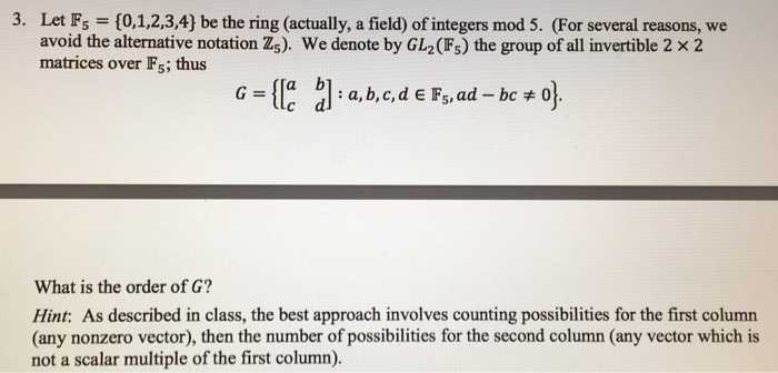 Ring Of Integers Of A Number Field