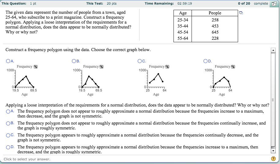 Answers to cengage statistics homework