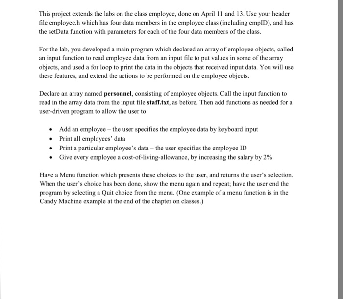 how to create header file in c language pdf
