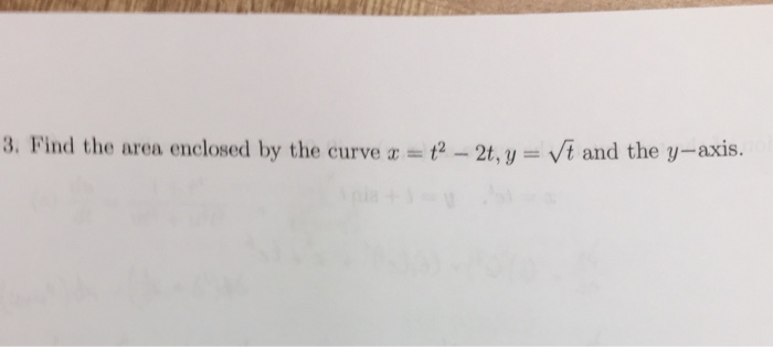 how to find the area of a curve