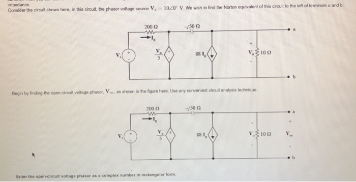 Solved Consider The Circuilt Shown Here In This Circuit