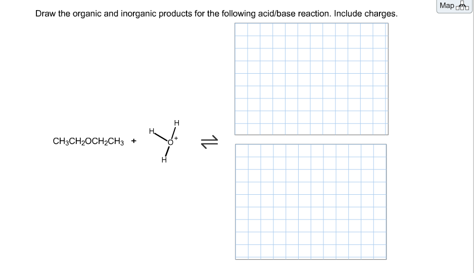 Draw The Organic And Inorganic Products For The ...