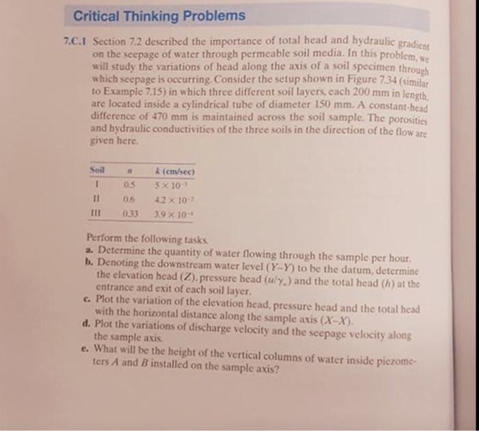 ocr critical thinking past papers