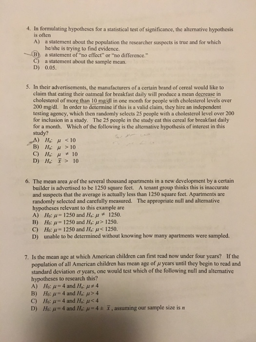 Solved: Which Of The Following Traits Is An Example Of Pol ...
