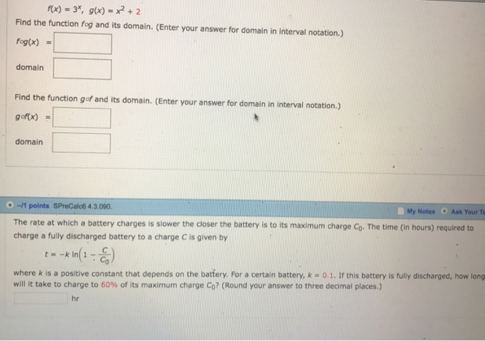 Use the definition of the logarithmic function to chegg please help me with those problems sciox Image collections
