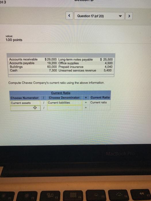 International accounting study program
