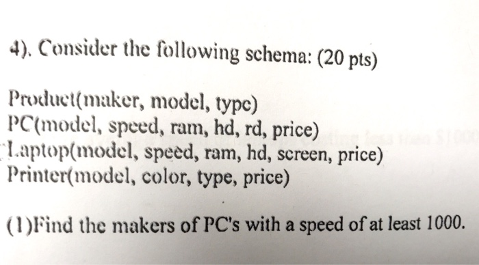 how to find model of pc