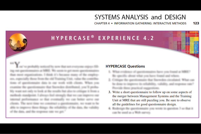 information systems chapter 4 review questions Module 4 - information systems operations chapter, as well as a review course for the certified in the governance of enterprise it cisa review questions.