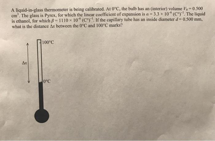 liquid in glass thermometer pdf