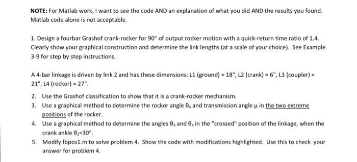 Mechanical engineering archive february 14 2017 chegg note for matlab work want to see the code and an explanation of what fandeluxe Gallery