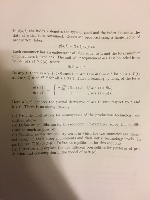 problems of international trade pdf