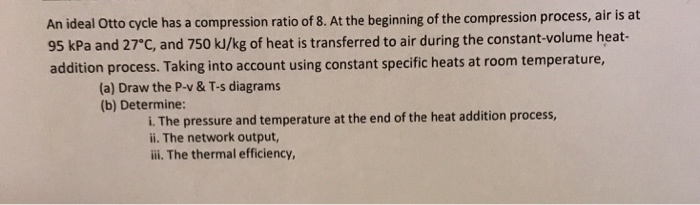 Constant Specific Heat Of Air At Room Temperature