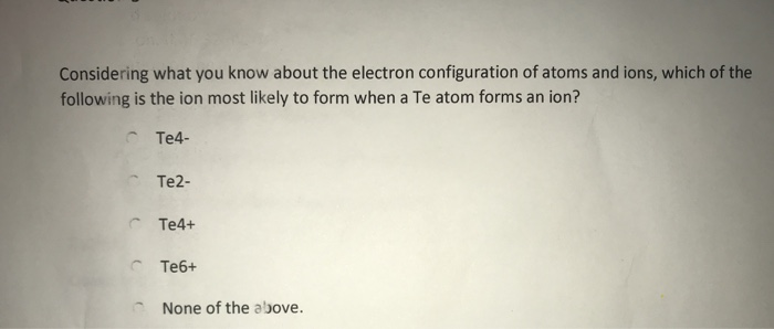 how electron configuration accounts for ion formation For k, ca works through electron configuration and orbital notation for ca 2+  cation and sc  prepare with these 3 lessons on electronic structure of atoms.