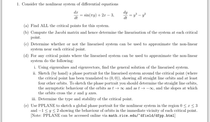 difference between linear and nonlinear system pdf