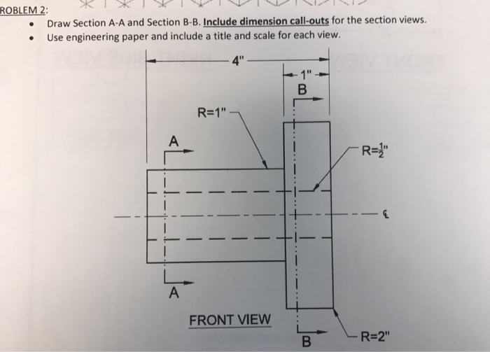 engineering drawing dimensioning and sectioning essay Sectional drawings are emulative technical drawings that contain special views of a part or parts, a view that reveal interior features in the figure a regular emulative drawing and a sectioned emulative drawing of the same part in the front view, the hidden features can be seen after sectioning.