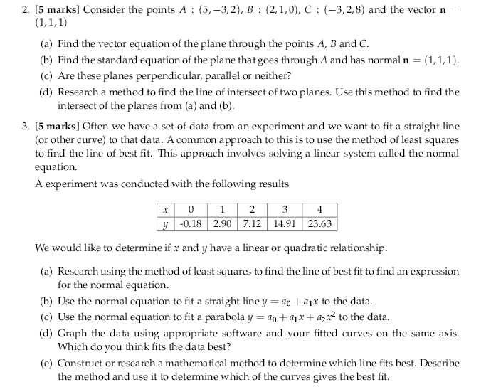 Homework   Linear and Integer Programming   Quinoa Class Central