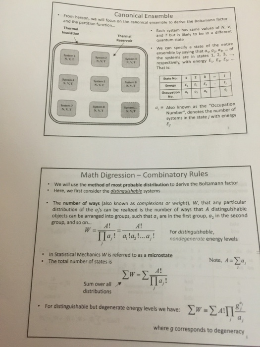 physical chemistry homework