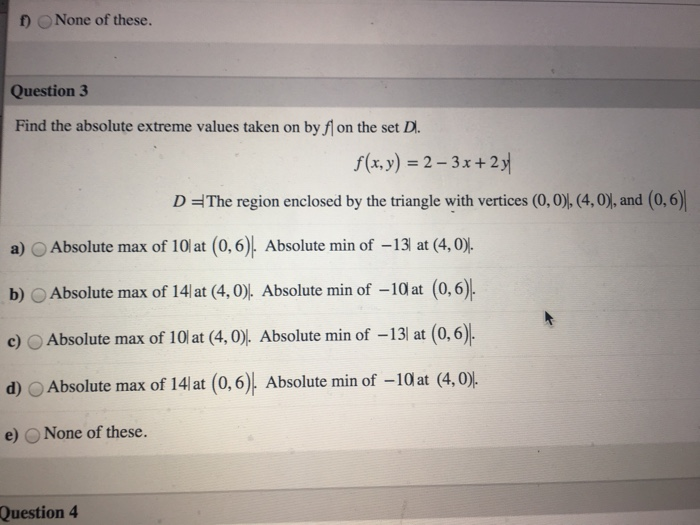 how to find absolute value in calculus
