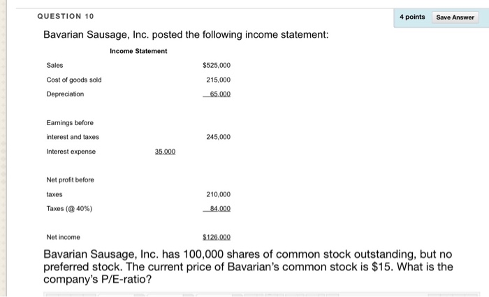 Recording stock options on balance sheet